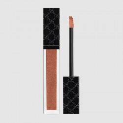 GUCCI - Bronze silk, Vibrant Demi-Glaze Lip Lacquer
