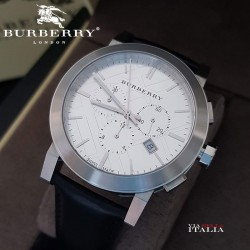 【BURBERRY】バーバリー クロノグラフ THE CITY BU9355 42mm
