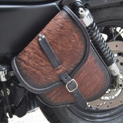 Saddle Bag for Sportster Seventy Two, Forty Eight, Iron 883