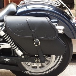 Sportster - Saddlebag Left Side vs3