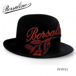 【Borsalino】Art Nouveau medium brim