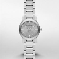 【BURBERRY】BU9229 The City Watch Silver 34mm
