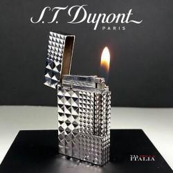 ST Dupont - ACCENDINO Linea 2 Diamante placcato Palladio