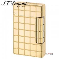 【ST Dupont】 ヂュポン ライター INITIAL ST20801 ゴールド