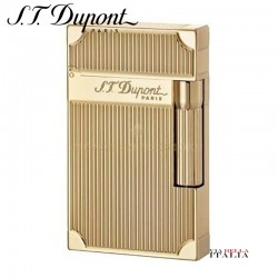 【ST Dupont】 ヂュポン ライター INITIAL ST020800 シルバー