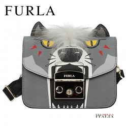 【FURLA】METROPOLIS CROSS BODY BAG