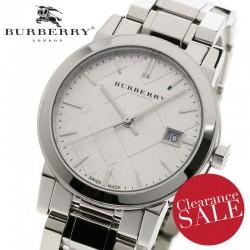 【BURBERRY】BU9100 The City Ladies Bracelet Watch - 34 mm