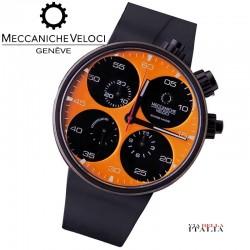 【MECCANICHE VELOCI】QuattroValvole 44 - Chronograph Car Fairing
