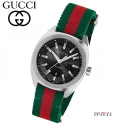【GUCCI】GG2570 watch, 41mm YA142305