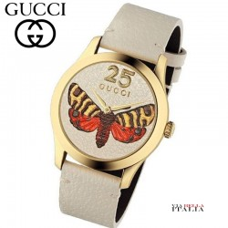 GUCCI G-TIMELESS YA1264062A BUTTERFLY
