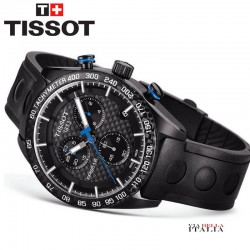 【TISSOT】TISSOT PRS 516 クロノ T100.417.36.051.00