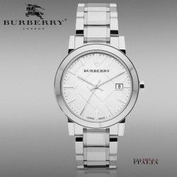 BURBERRY The City BU9000 Stainless Steel Unisex Watch