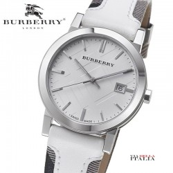 【BURBERRY】 BU9019 The City Unisex Watch 38mm