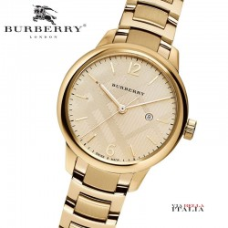 【BURBERRY】THE CLASSIC ROUND BU10109 32mm
