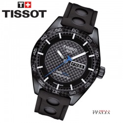 【TISSOT】TISSOT PRS 516 Automat Day Date T100.430.37.201.00