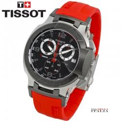 【TISSOT】 T-RACE MEN'S CHRONOGRAPH  T048.417.27.057.01