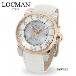 LOCMAN - MENS WATCH MODEL TOSCANO AUTOMATIC