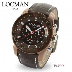 LOCMAN - MENS Chronograph AVIATORE 44mm