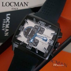 LOCMAN MENS WATCH MODEL STEALTH VIDEO