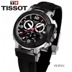 【TISSOT】 T-RACE MEN'S CHRONOGRAPH  T048.417.27.057.00
