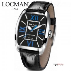 LOCMAN - MENS WATCH History