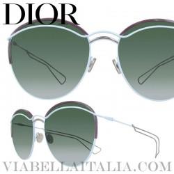 【DIOR】DIOR-DIOROUND-PRC85-57-Ladies Sunglasses
