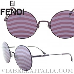 【FENDI】FF 0248-S Fendi Waves - Unisex Sunglasses