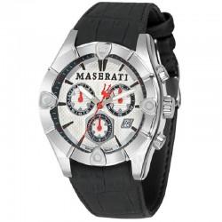 【MASERATI】クロノグラフ メンズ腕時計 Meccanica
