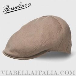 【Borsalino】Treccia Canapa ミディウムプリム