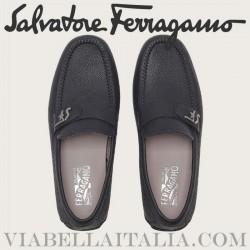 Santoni Narrow-toe derby shoes