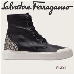 Salvatore Ferragamo - SNEAKER BOOT