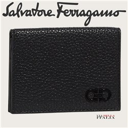 Salvatore Ferragamo - GANCINI CREDIT CARD HOLDER