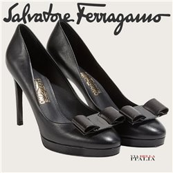 Salvatore Ferragamo - VARA BOW PUMP SHOE