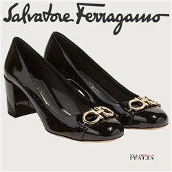 Salvatore Ferragamo - GANCINI PUMP SHOE