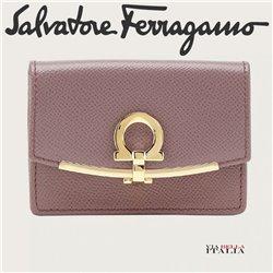 Salvatore Ferragamo - GANCINI CARD CASE