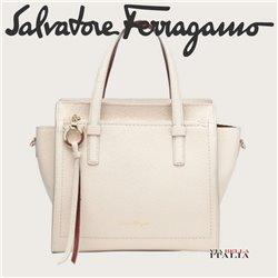 Salvatore Ferragamo - DOUBLE HANDLE BAG SMALL