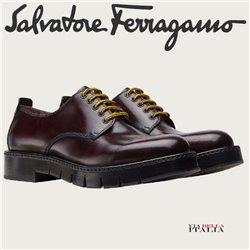 Salvatore Ferragamo - CHUNKY DERBY SHOE