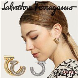 SALVATORE FERRAGAMO - GANCINI EARRINGS