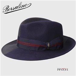 BORSALINO - Two toned Medium Brim