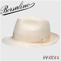 """BORSALINO - """"FIDEL"""" PANAMA EXTRA-FINE"""