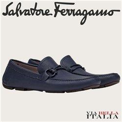 Salvatore Ferragamo - DRIVER WITH GANCINI ORNAMENT
