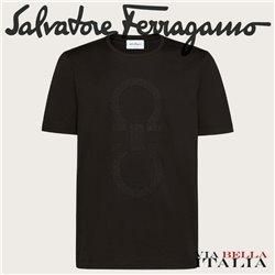 Salvatore Ferragamo - OVERSIZED GANCIO T-SHIRT