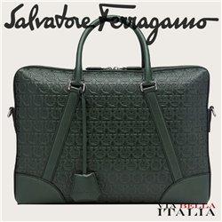 Salvatore Ferragamo - GANCINI BUSINESS BAG