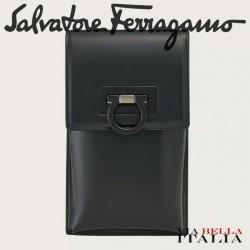 Salvatore Ferragamo - PORTA SMARTPHONE TRIFOLIO