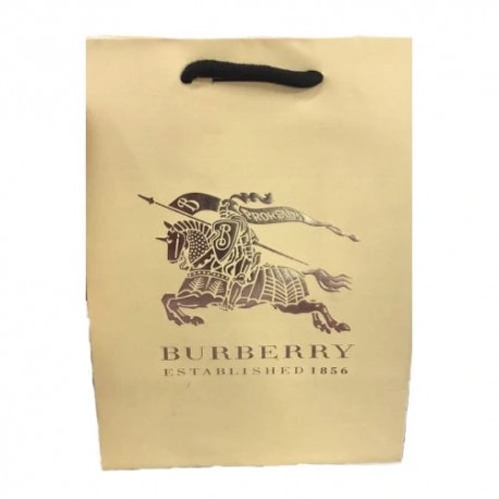 【BURBERRY】Gift Paper Bag