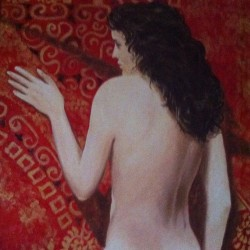 Teresa Turco - Nudo di spalle