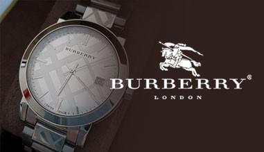 バーバリー腕時計